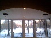 Металлопластиковые окна, выносные балконы,