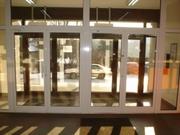 Недорогие алюминиевые перегородки Киев,  офисные алюминиевые