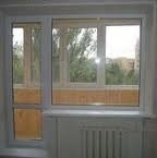 Балконные блоки Киев,  установка балконных блоков Киев,  балконные двери