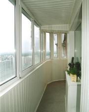 Металлопластиковые Окна,   Двери,   Балконы. Балкон под ключ.