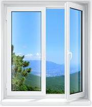 Металлопластиковые окна,  двери,  балконы под ключ. Доставка,  установка