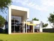 Алюминиевые и металлопластиковые окна для частных домов,  офисов,  админ